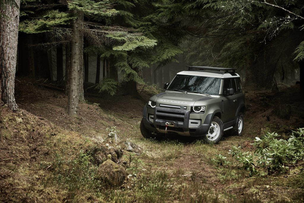 Land Rover Defender 90 D200 - Prova