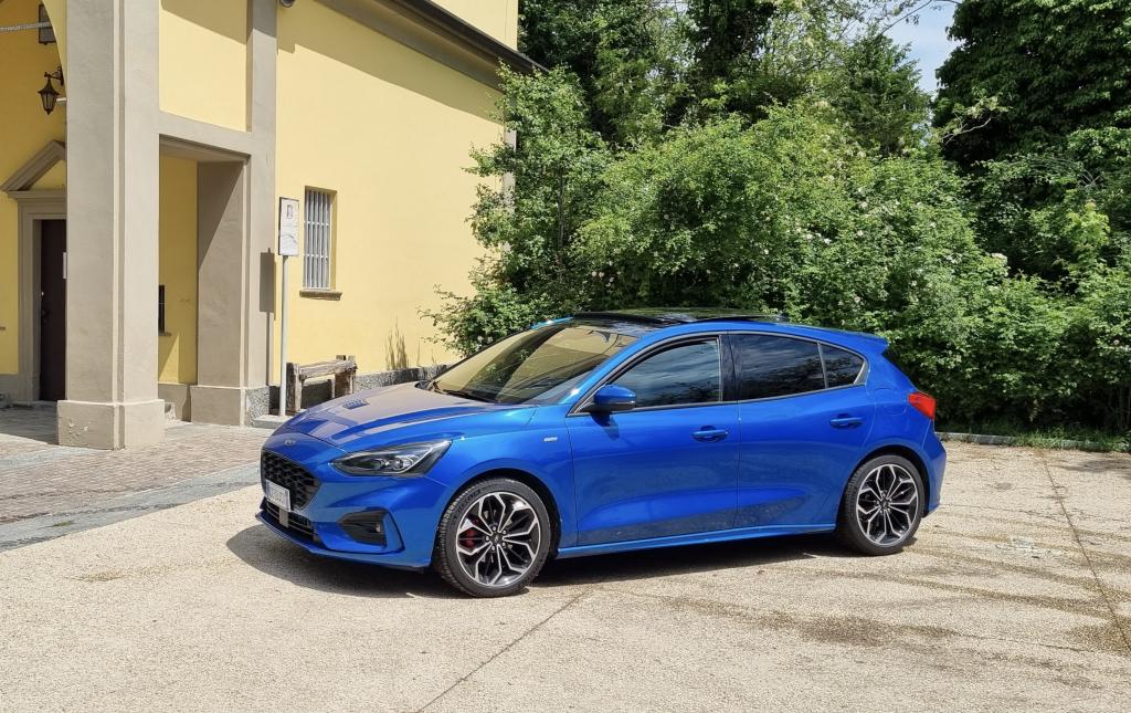 Ford Focus Hybrid ST-Line X - Prova