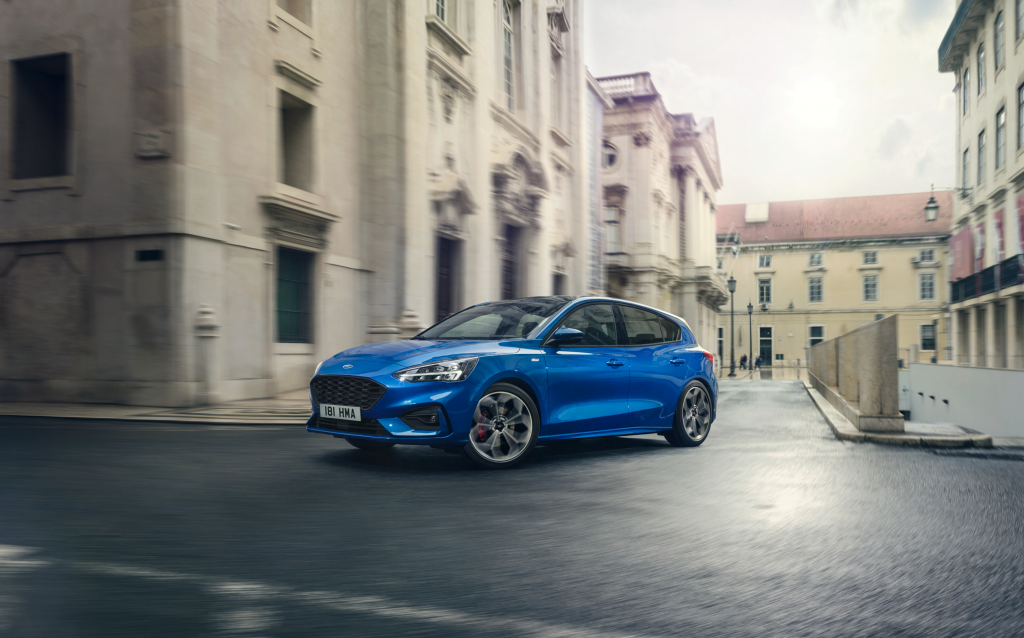 Ford Focus Hybrid ST-Line X