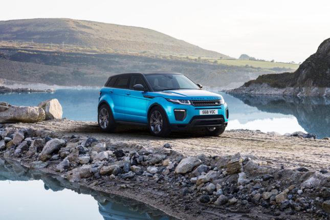 Land Rover Range Rover Landmark