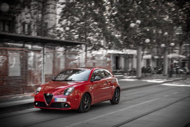 Alfa-Romeo MiTo Veloce 1.4 MultiAir TCT