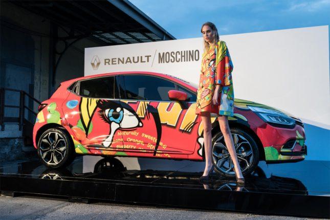 Renault Clio & Moschino