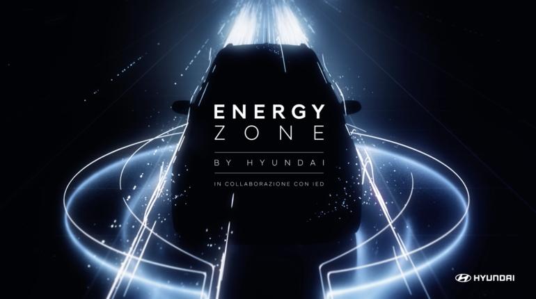 Energy Zone by Hyundai Kona - Milano Design Week 2018
