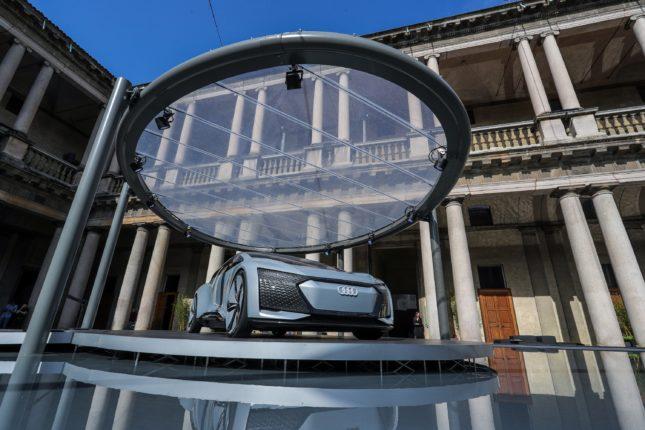 Audi AIcon - Audi City Lab 2018