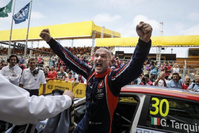 Hyundai i30 N TCR: Gabriele Tarquini campione del mondo