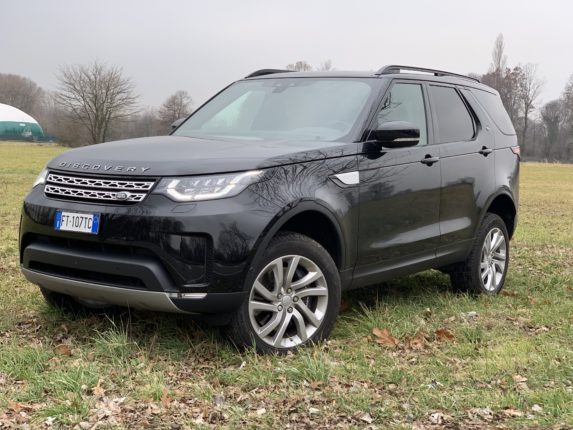 Land Rover Discovery HSE Sd6 MY18