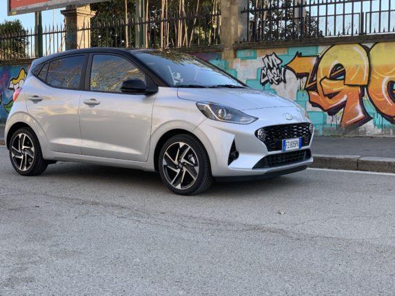 Hyundai i10 1.0 Prime